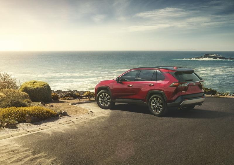 The Toyota RAV4 Could Go All-Electric or PHEV, and a Seven-Seater Model Isn't Ruled Out Either