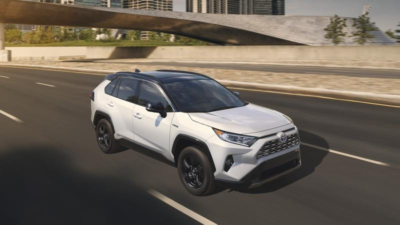 Safest SUVS Of 2019