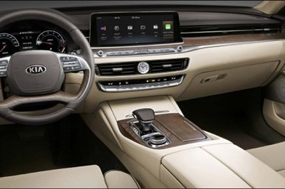 Kia Releases First Official Photos of the New K900 ; Audi and BMW Execs Should Tremble in Fear - image 774427