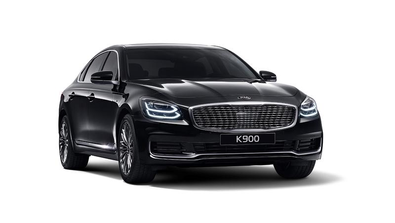 Kia Releases First Official Photos of the New K900 ; Audi and BMW Execs Should Tremble in Fear