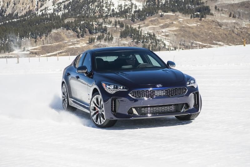 The Stinger GT Atlantica Adds A Special Feel To Kia's Mighty Sports Sedan