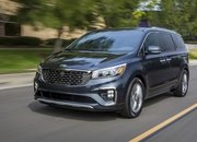 Kia's Updated Sedona is Pretty Much About Revised Options and a New Transmission - image 775960