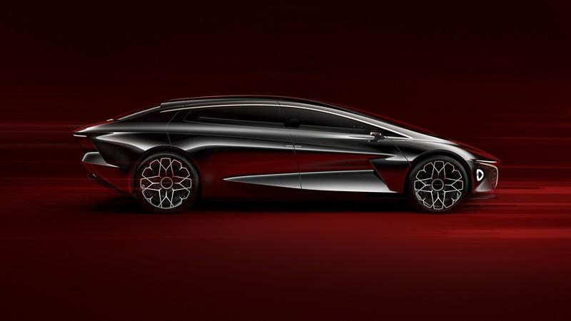 New Trademark Filing Hints that Aston Martin's First Lagonda Model Could be Called Varekai