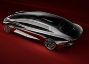 Aston Martin Just Put Bentley and Rolls-Royce of the Future in Check with the Lagonda Vision Concept - image 772154