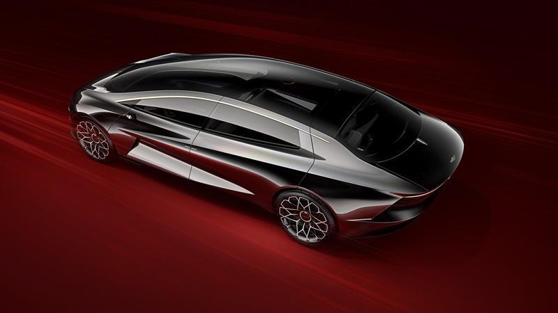 Aston Martin Just Put Bentley and Rolls-Royce of the Future in Check with the Lagonda Vision Concept Exterior - image 772154