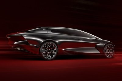 Aston Martin Just Put Bentley and Rolls-Royce of the Future in Check with the Lagonda Vision Concept