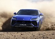 "Lamborghini Seeks to Enter the Urus in an ""All-Roads Competition"" to Demonstrate it's Capability - image 775964"