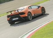 Lamborghini Toots its Own Horn Over the Huracan Performante Setting Records on a Handful of International Circuits - image 771438