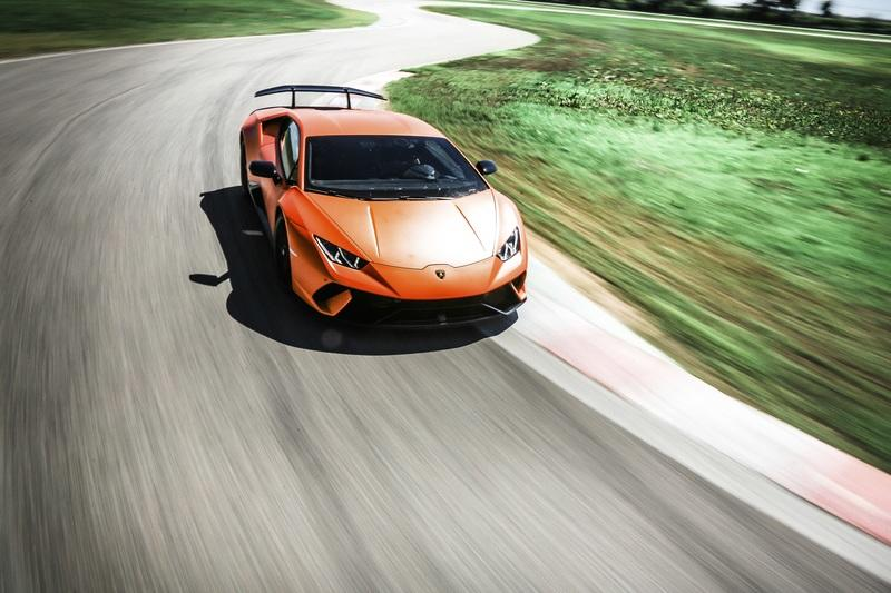 Lamborghini Toots its Own Horn Over the Huracan Performante Setting Records on a Handful of International Circuits