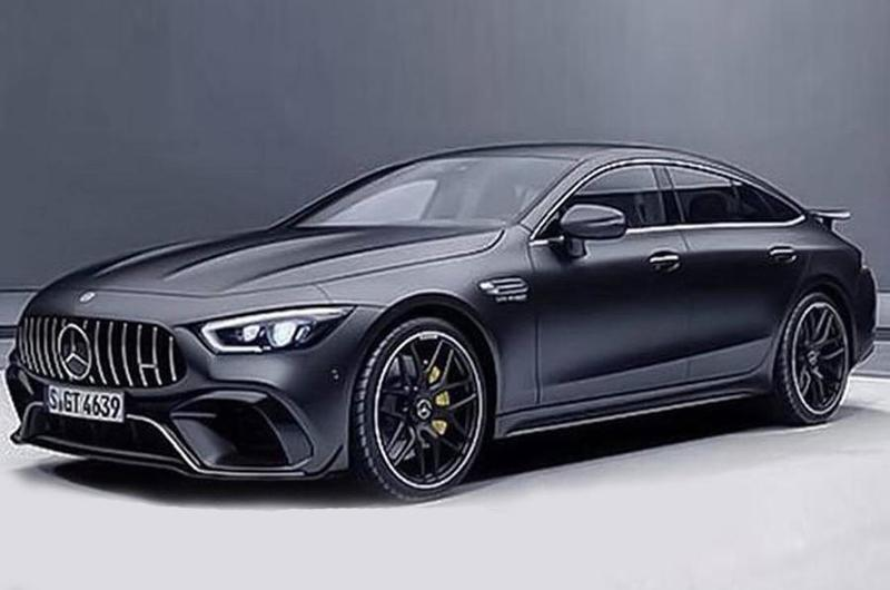 Leaked! Mercedes-AMG GT4 Revealed Ahead Of Geneva Debut