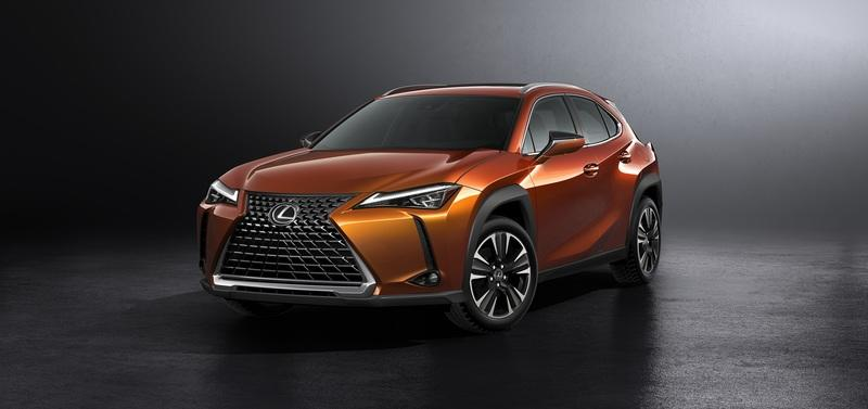 The Lexus UX is Here to Raise Hell with the Mercedes GLA-Class, Audi Q3, and BMW X2