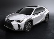 The Lexus UX is Here to Raise Hell with the Mercedes GLA-Class, Audi Q3, and BMW X2 - image 772516