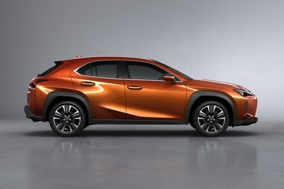 The Lexus UX is Here to Raise Hell with the Mercedes GLA-Class, Audi Q3, and BMW X2 - image 772489