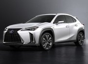 The Lexus UX is Here to Raise Hell with the Mercedes GLA-Class, Audi Q3, and BMW X2 - image 772517