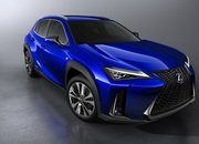 The Lexus UX is Here to Raise Hell with the Mercedes GLA-Class, Audi Q3, and BMW X2 - image 772518