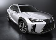 The Lexus UX is Here to Raise Hell with the Mercedes GLA-Class, Audi Q3, and BMW X2 - image 772520