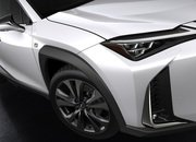 The Lexus UX is Here to Raise Hell with the Mercedes GLA-Class, Audi Q3, and BMW X2 - image 772522