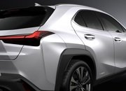 The Lexus UX is Here to Raise Hell with the Mercedes GLA-Class, Audi Q3, and BMW X2 - image 772525