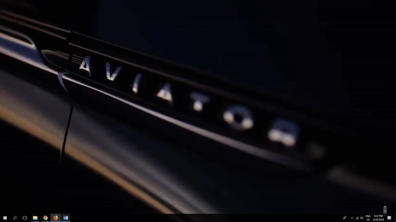 Lincoln Failed Taking on Audi, BMW, and Porsche with the Continental so it Will Bring Back the Aviator Name on a New SUV - image 774148