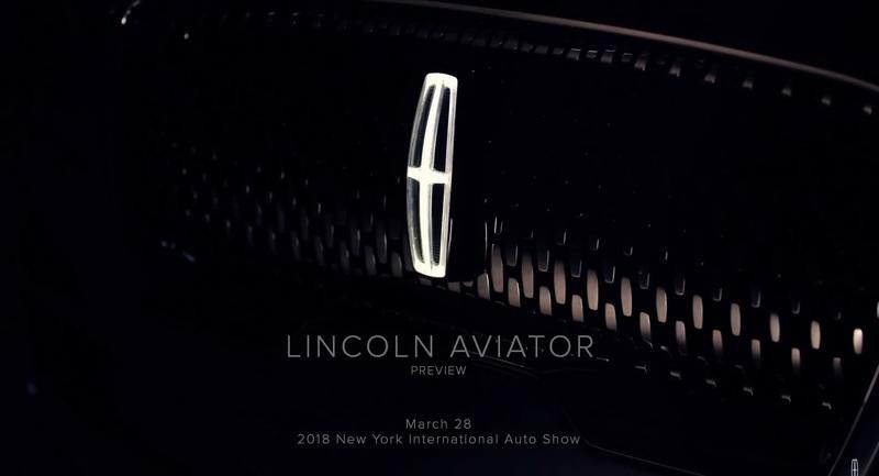 Lincoln Failed Taking on Audi, BMW, and Porsche with the Continental so it Will Bring Back the Aviator Name on a New SUV