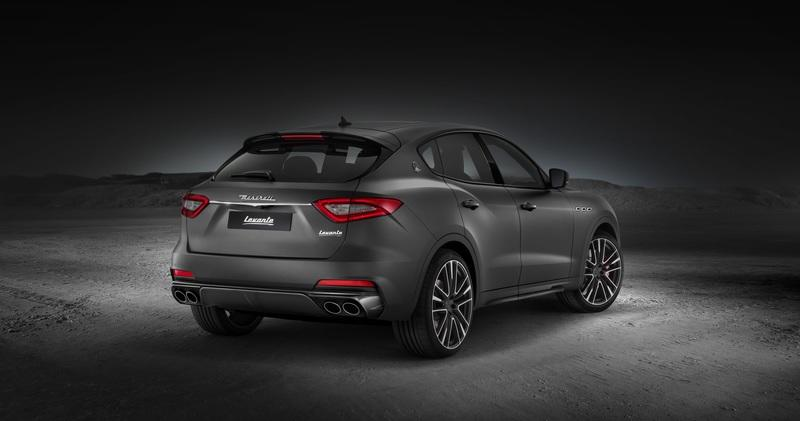 Is There Any Meaningful Difference Between The Maserati Levante GTS And The Maserati Levante Trofeo? Exterior - image 775840