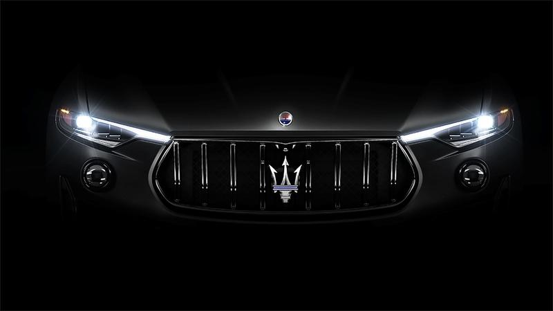 Maserati Teases What Could be the Levante GTS or the Levante Plug-in Hybrid