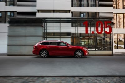 The Mazda6 Wagon Puts the New Mercedes C-Class Estate to Shame - image 772785