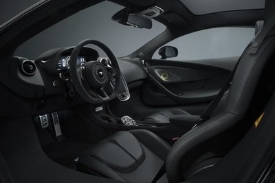 2018 Mclaren 570gt Mso Black Collection Top Speed