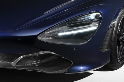 McLaren 720S in Atlantic Blue Shows Off Just What McLaren Special Operations can Do