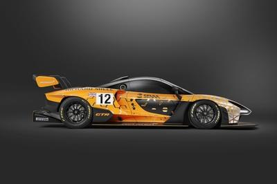 McLaren Senna Goes Wild with GTR Concept in Geneva - image 772123