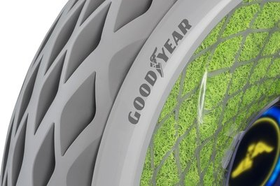 Meet the Goodyear Oxygene, the Tire That Makes Oxygen! - image 773081