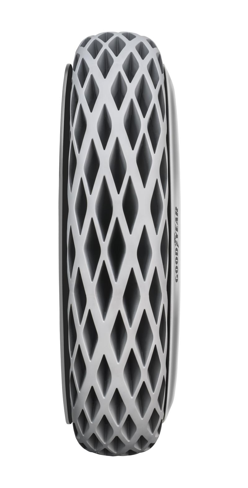 Meet the Goodyear Oxygene, the Tire That Makes Oxygen! - image 773082