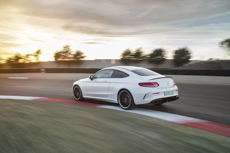 2019 Mercedes-AMG C 63 Coupe Exterior Wallpaper quality - image 775363
