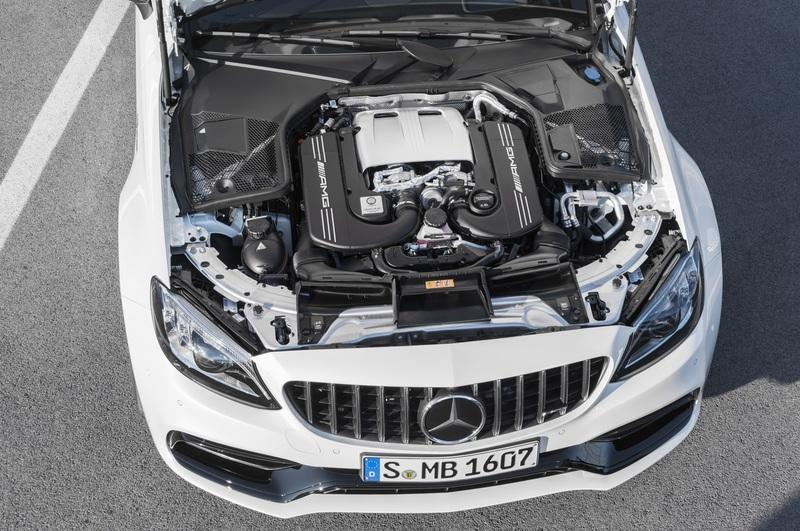 2019 Mercedes-AMG C 63 Coupe Drivetrain Wallpaper quality - image 775374