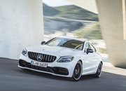 Mercedes-AMG Introduces New C 63 Lineup, And It's Bringing The Heat To The BMW M3 - image 775353