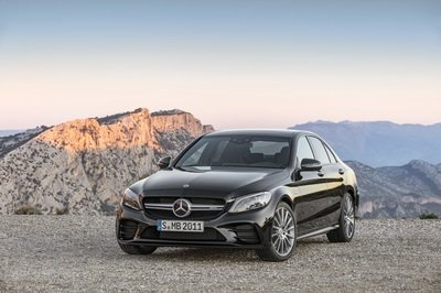 2019 Mercedes-AMG C43 Debuts In Geneva, And It's A Classic Mercedes Refresh - image 771583