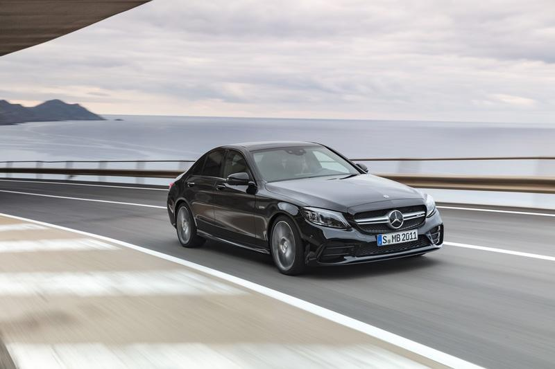 Wallpaper of the Day: 2019 Mercedes-AMG C43