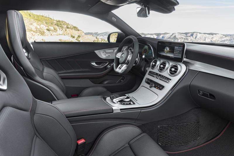 2019 Mercedes-AMG C43 Coupe Interior - image 774674