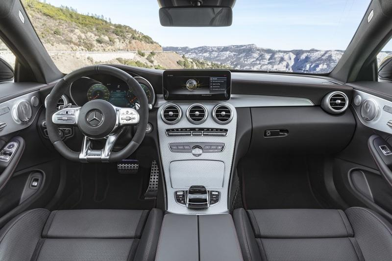 2019 Mercedes-AMG C43 Coupe Interior - image 774675