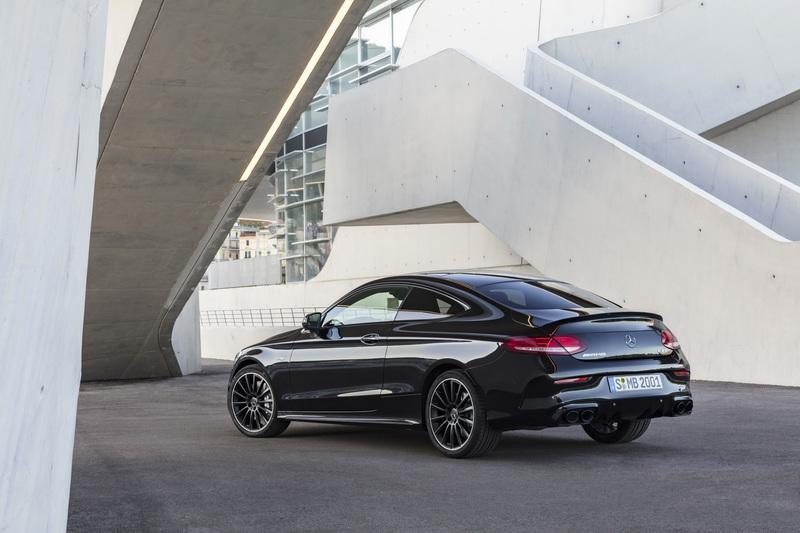 2019 Mercedes-AMG C43 Coupe Exterior - image 774676