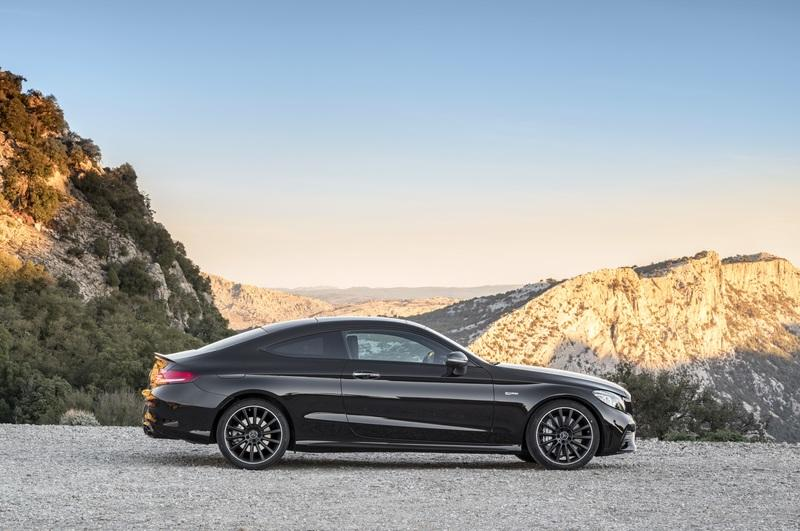 2019 Mercedes-AMG C43 Coupe Exterior - image 774657