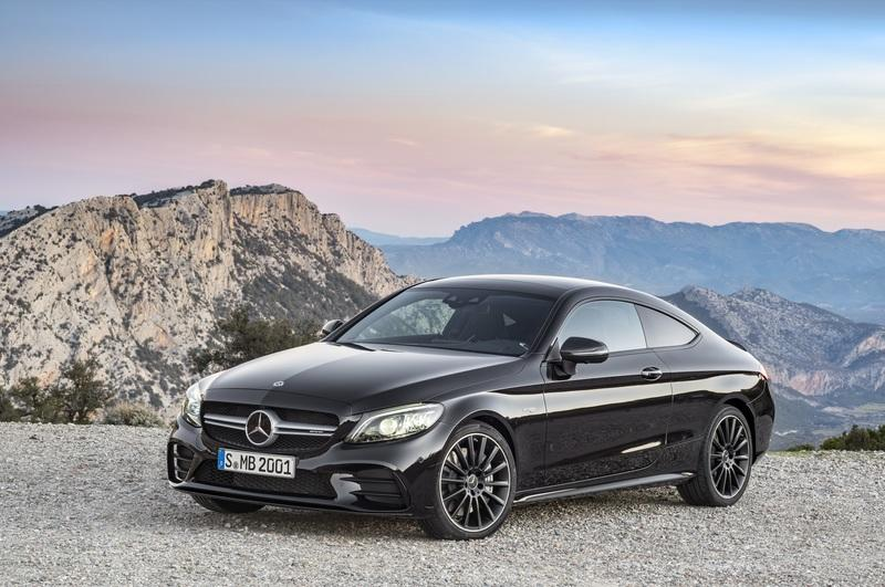 2019 Mercedes-AMG C43 Coupe Exterior Wallpaper quality - image 774686