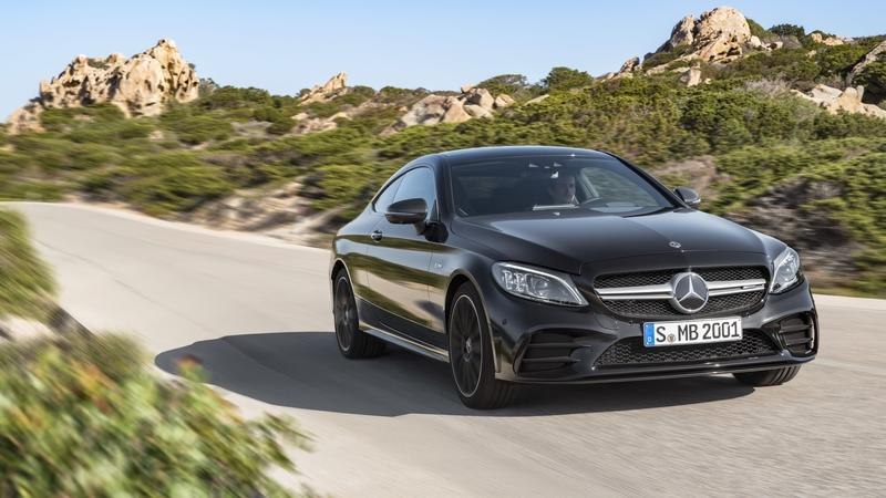 2019 Mercedes-AMG C43 Coupe