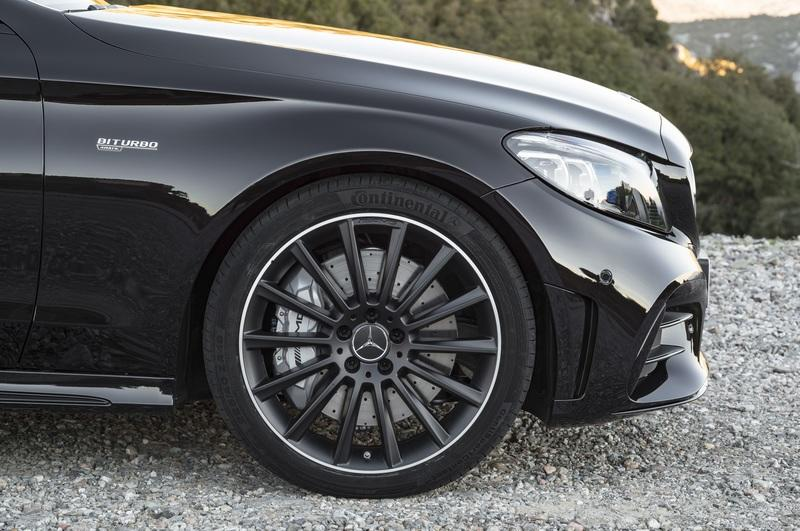 2019 Mercedes-AMG C43 Coupe Exterior - image 774660