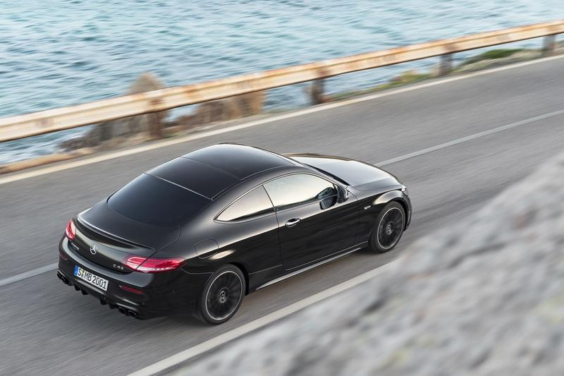 2019 Mercedes-AMG C43 Coupe Exterior - image 774662