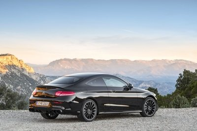 Wallpaper of the Day: 2019 Mercedes-AMG C43 Coupe - image 774656