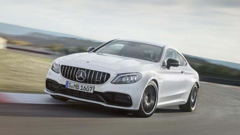 Mercedes-AMG Introduces New C 63 Lineup, And It's Bringing The Heat To The BMW M3