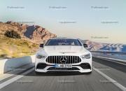 The Mercedes-AMG GT 4-Door Coupe is Here, and it's Basically a CLS With More Power - image 772188