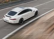 The Mercedes-AMG GT 4-Door Coupe is Here, and it's Basically a CLS With More Power - image 772193