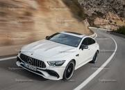 The Mercedes-AMG GT 4-Door Coupe is Here, and it's Basically a CLS With More Power - image 772195